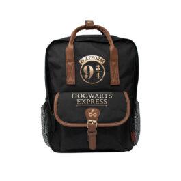 MathV Harry Potter Premium Backpack Black 9 3/4 (SLHP542)