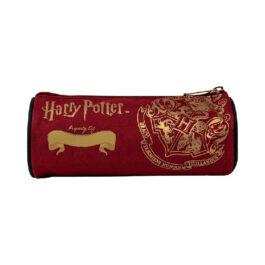 MathV Harry Potter Barrel Pencil Case – Crest & Custom (SLHP545)