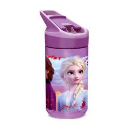 MathV Frozen II Small Tritan Premium Bottle 480 Ml (ST35096)