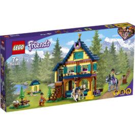 Lego Friends Κέντρο Ιππασίας Του Δάσους (41683)