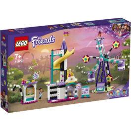 Lego Friends Μαγική Ρόδα Λούνα Παρκ Και Τσουλήθρα (41689)