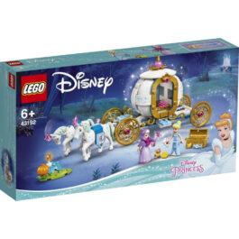 Lego Disney Princess Η Βασιλική Άμαξα Της Σταχτοπούτας (43192)