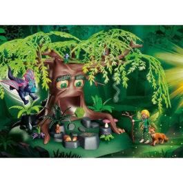 Playmobil Το Δένδρο της σοφίας (70801)